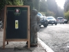 chalkboard outside of mill valley beerworks