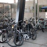 pyramid might need more bike parking