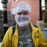 hair nets and beard nets for the pyramid tour